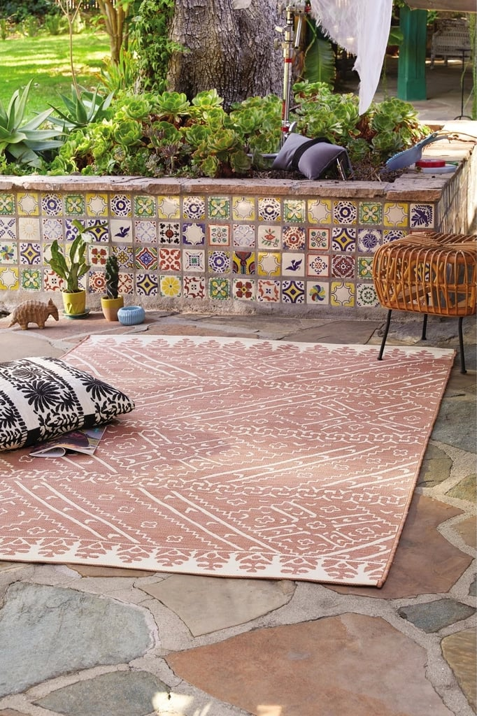 Royal Stripe Outdoor Rug