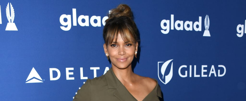 Halle Berry's 10-Minute Dumbbell Workout