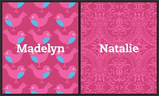 Play Our Popular Baby Girl and Boy Name Games!