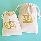 Royal Crown Party Favor Bags