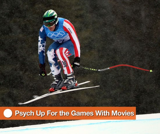 Psych Up For the Winter Games With Movies!