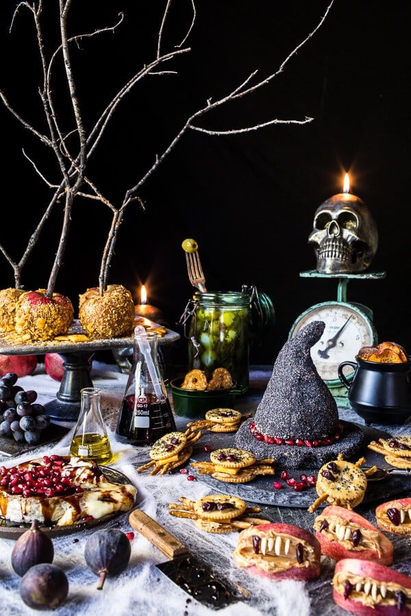 Deathly Hallows Cheese Board