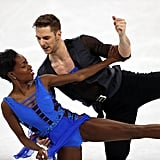 Vanessa James and Morgan Cipres, France