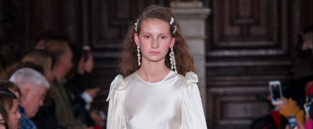Calling All Brides-to-Be: London Fashion Week Had All the Inspiration You'll Need