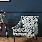 Soho Home x Anthropologie Eliza-Printed Tillie Chair