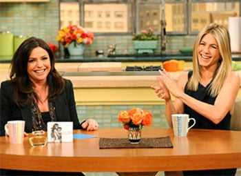 Jennifer Aniston Goes on Record as a Party Girl!