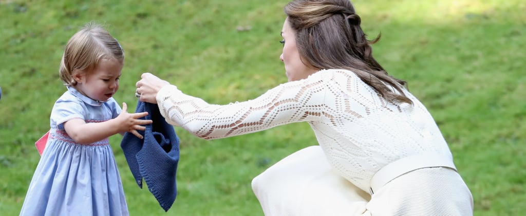 15 Times Kate Middleton Was Totally Just a Regular Mum