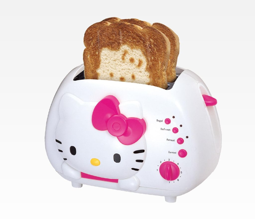 Hello Kitty Toaster ($42)