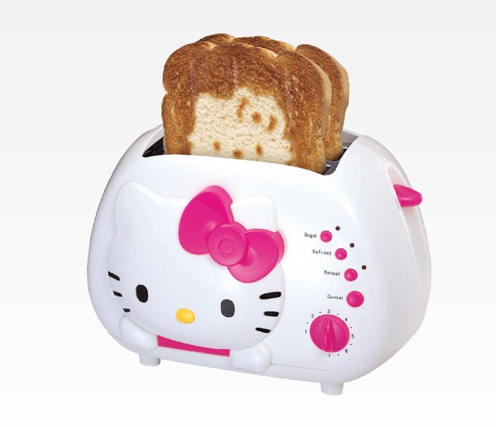 Hello Kitty Toaster ($42)