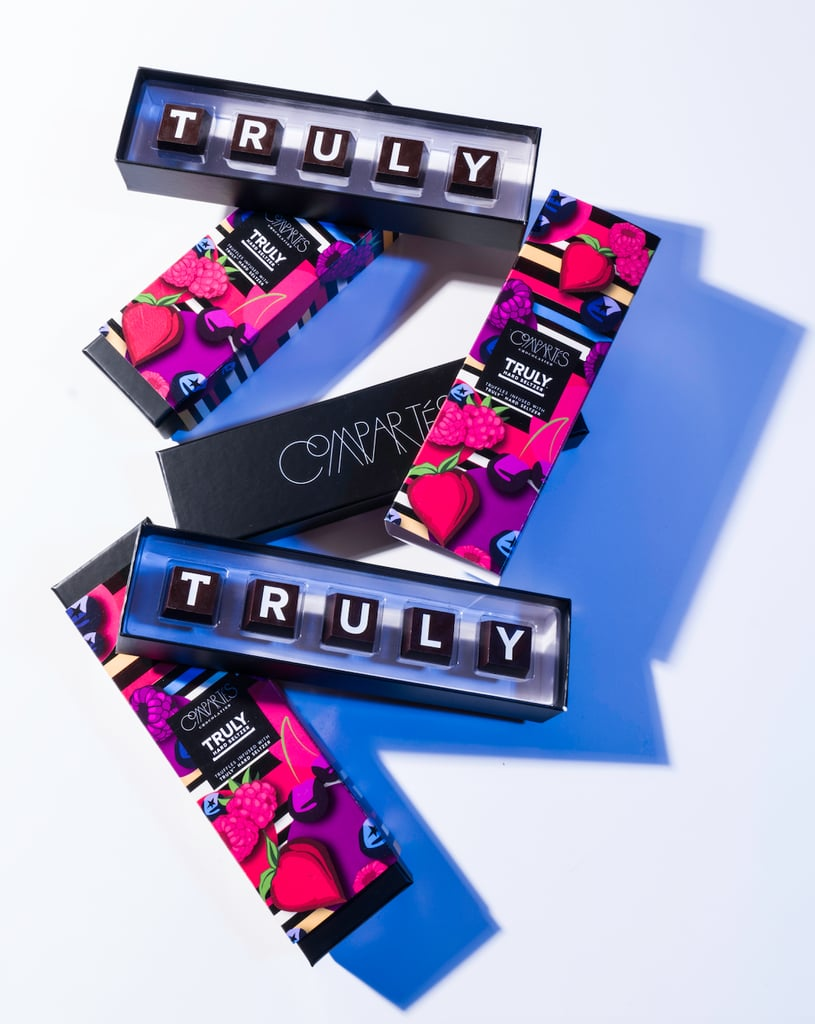 Shop Truly's Alcohol-Infused Truffles With Chocolate Ganache