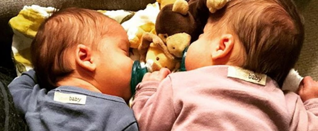 These Photos of Hillary Scott's Twin Girls Will Warm Your Heart Like a Cozy Blanket