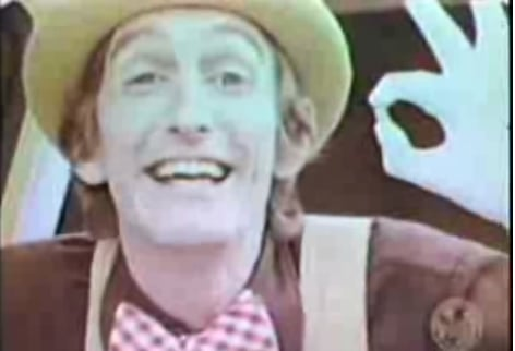 '70s M&M's Commercial Featuring the M&M's Man