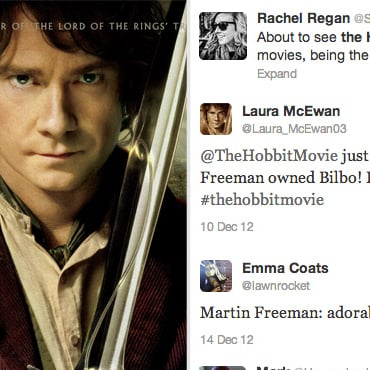 The Hobbit Twitter Reactions