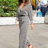 Olivia's Red Hot Heels