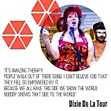 We interviewed Dixie de la Tour of Bawdy Storytelling.