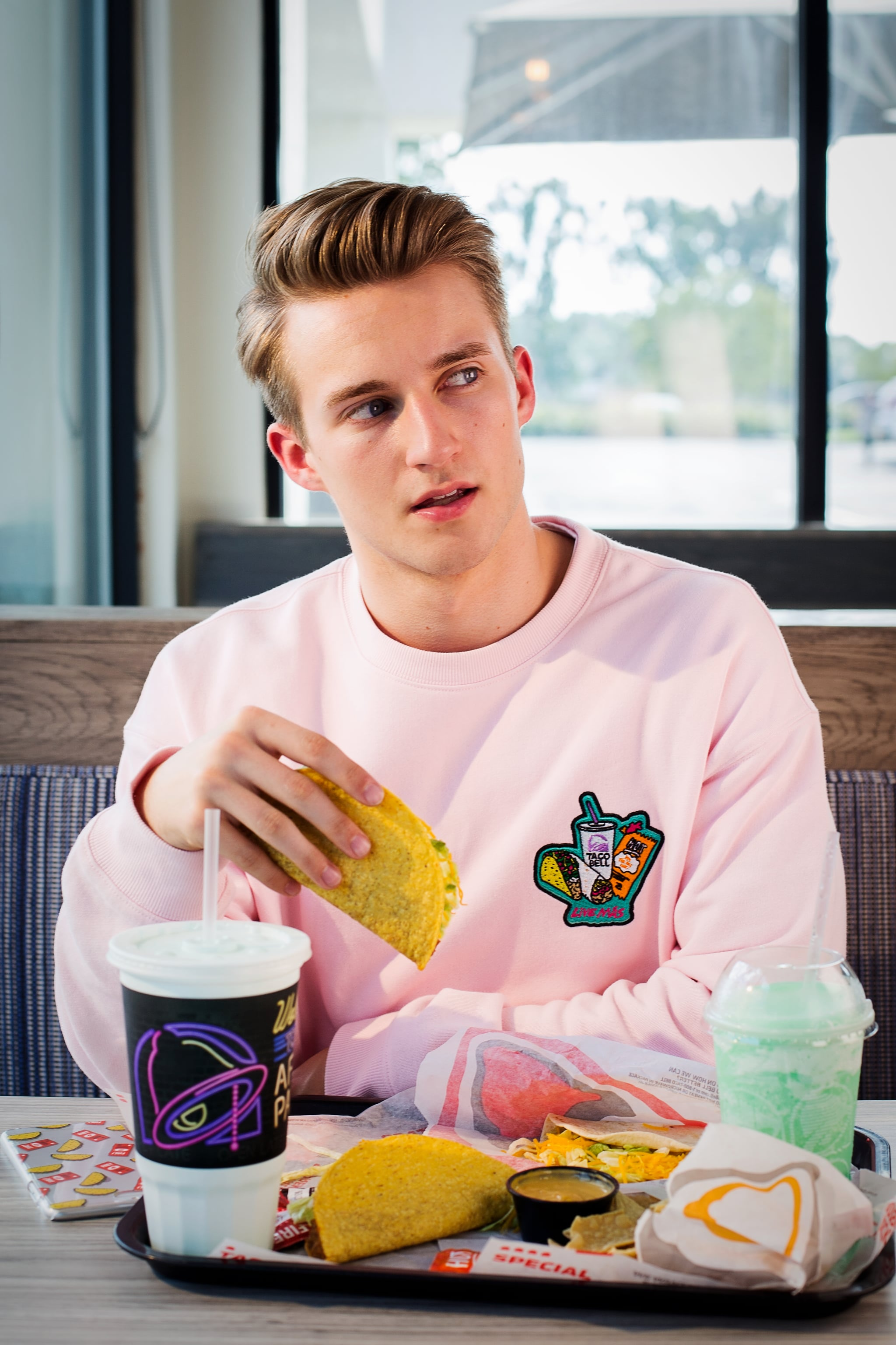 b906a04daf259c Forever 21 x Taco Bell Collection