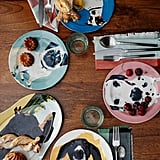 Sally Muir Dog-a-Day Dessert Plate