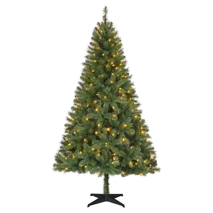 Home Depot Real Christmas Tree Prices: Home Accents Holiday 6.5 Ft.