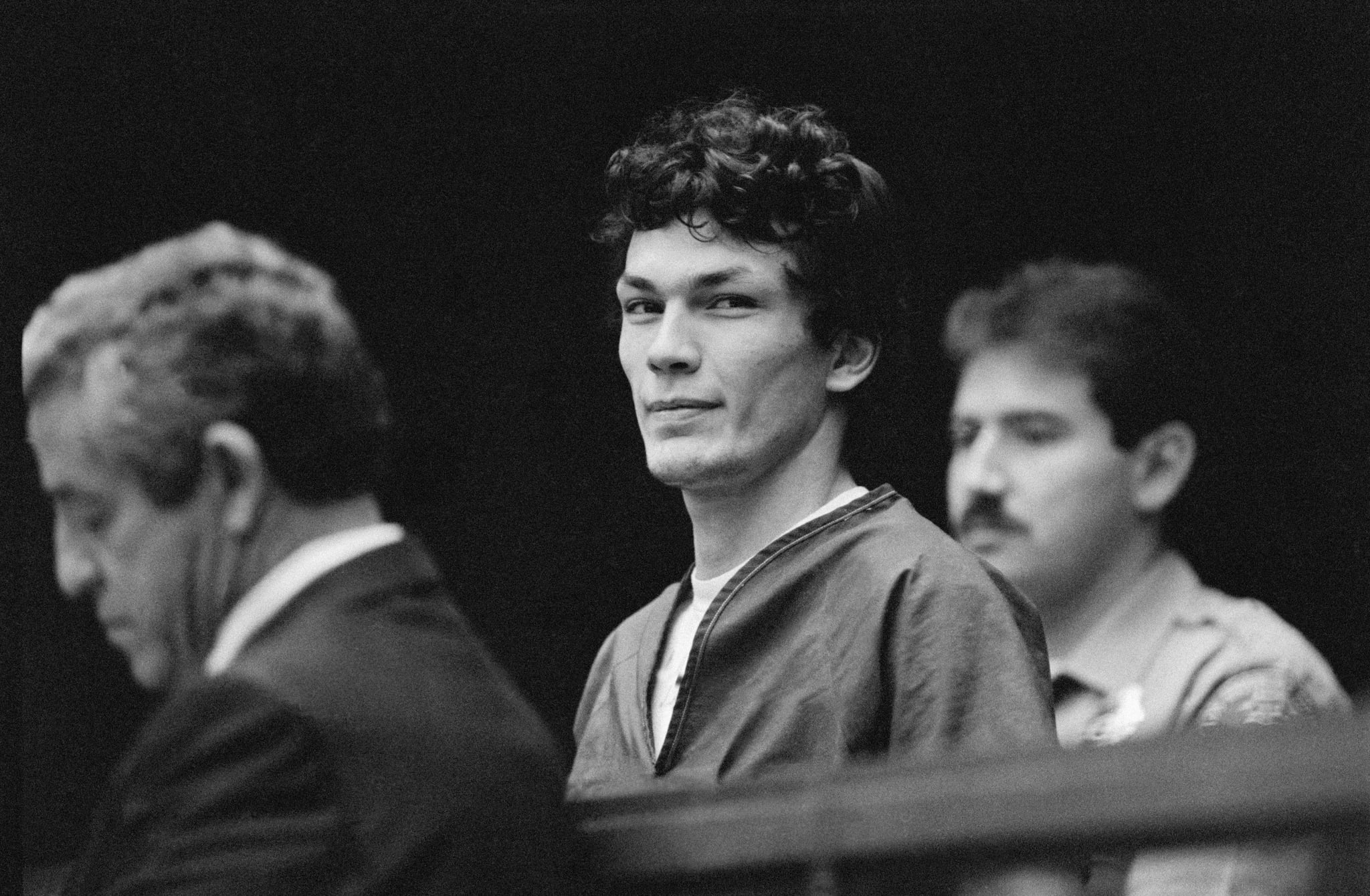 Richard Ramirez, accused of being the serial killer called the