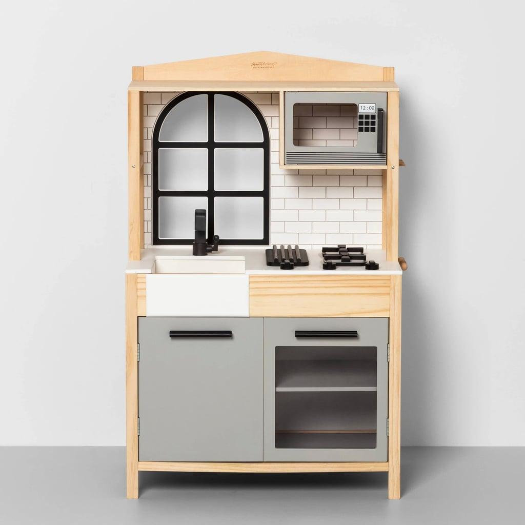 Kids' Wooden Kitchen