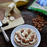 Peanut Butter Banana Nut Pita