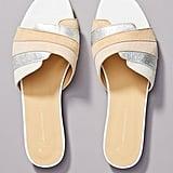 Anthropologie Glinda Slide Sandals