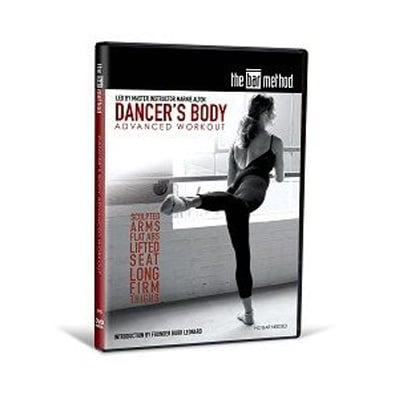 The Bar Method: Dancer's Body Workout DVD