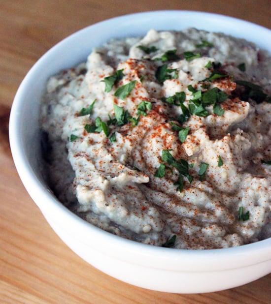 Babaganoush (Eggplant Dip)