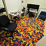 Your Very Own Office Ball Pit