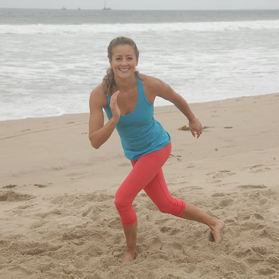 Torch Calories at the Beach With These 3 Moves