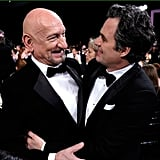 Pictured: Ben Kingsley and Mark Ruffalo