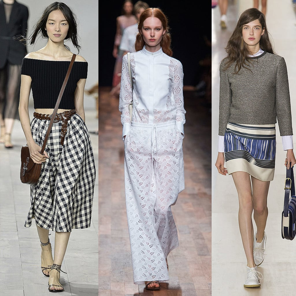 7 Trends You Shouldn't Be Afraid to Try This Spring