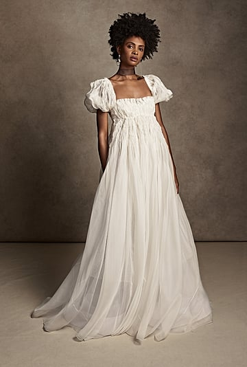 Regencycore Victorian-Inspired Wedding Dresses