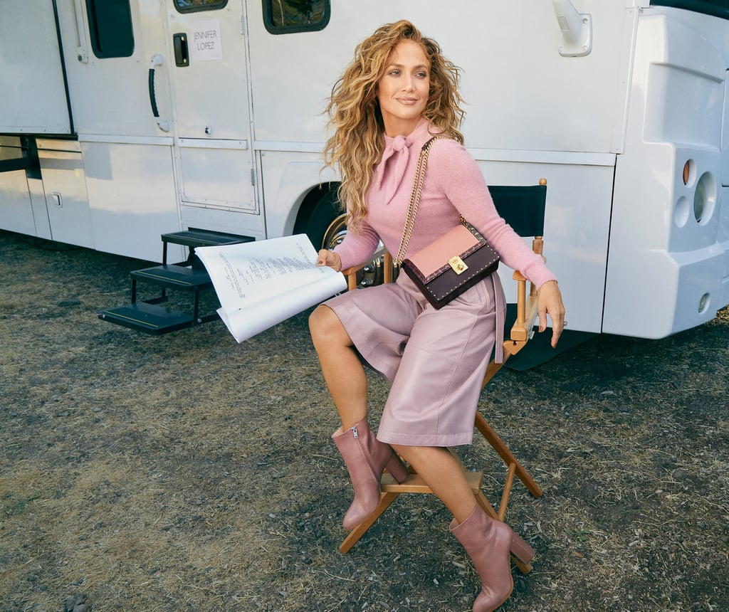 See Coach x Jennifer Lopez's Hutton Bag Collaboration