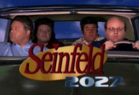 Comedian Takes On Every Seinfeld Character