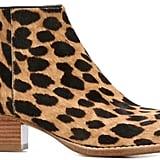 Alexander Wang 'Kori' Leopard-Print Ankle Boots ($695)