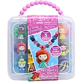 For 4-Year-Olds: Tara Toy Disney Princess Necklace Activity