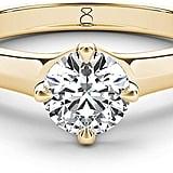 The Diamond Story 18ct Gold Diamond Solitaire