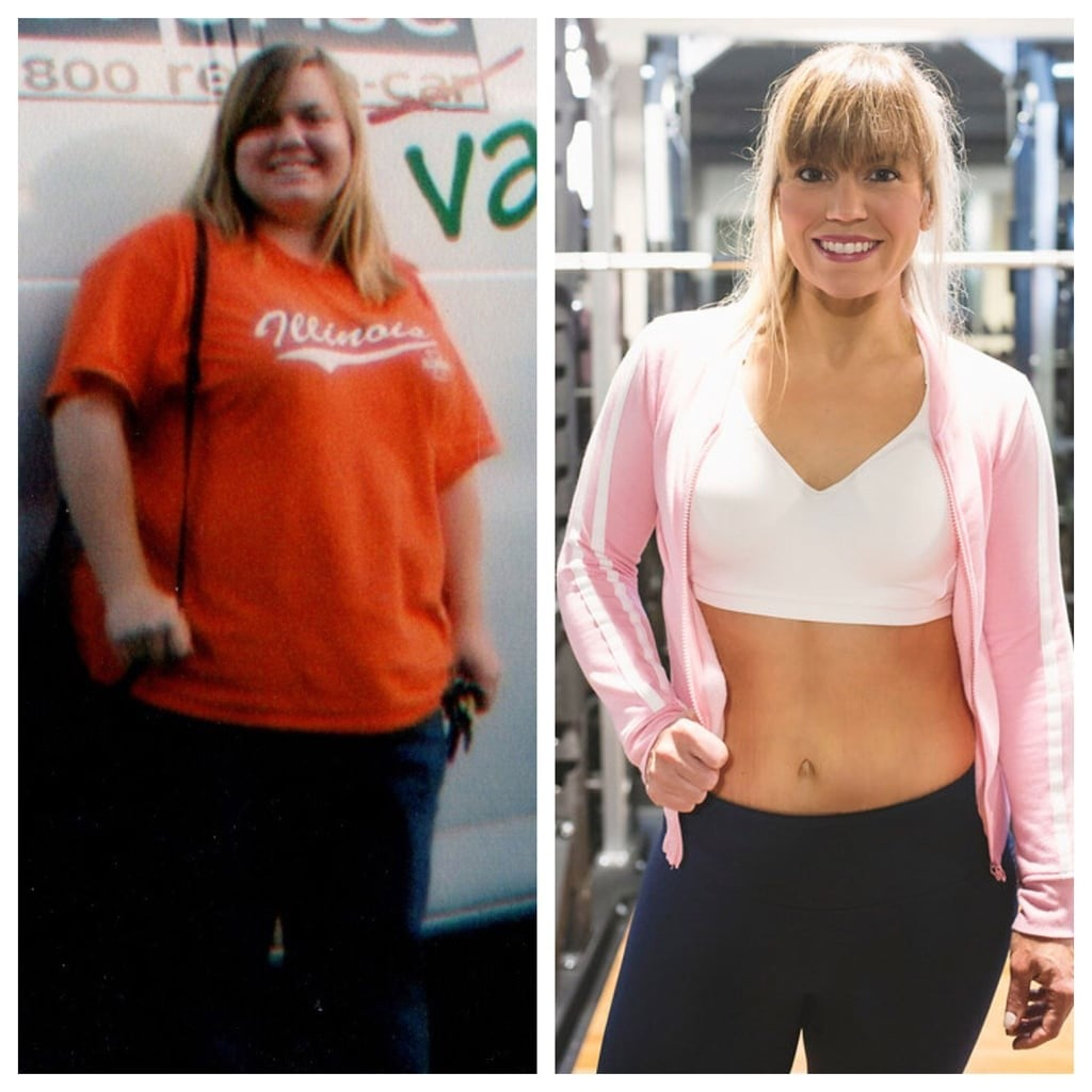 117-Pound Weight-Loss Transformation