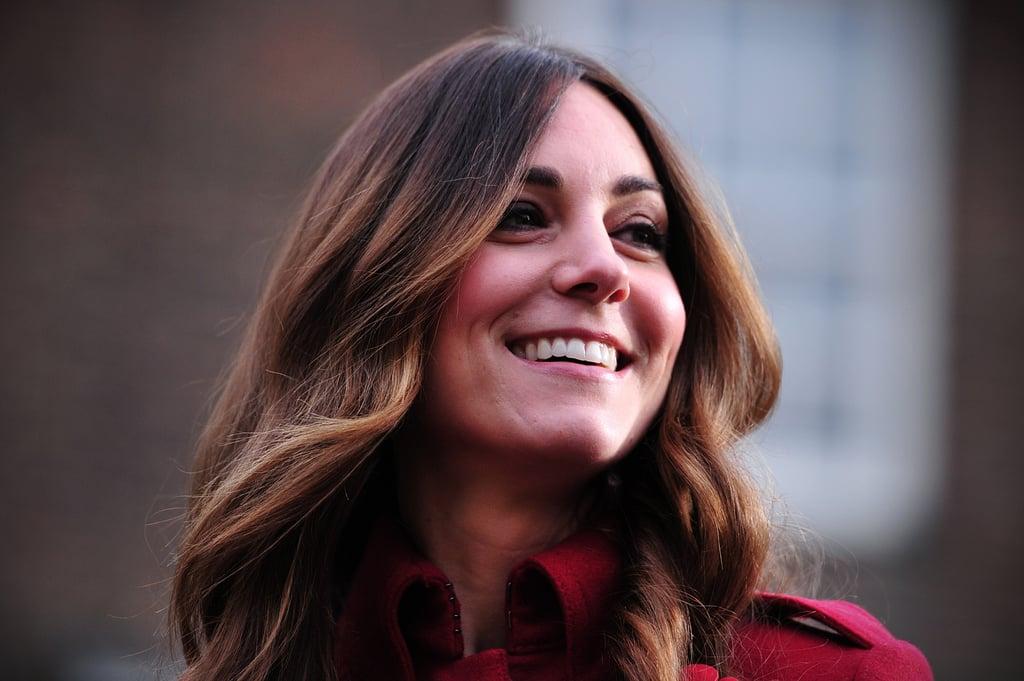 Duchess of Cambridge Hair Tips