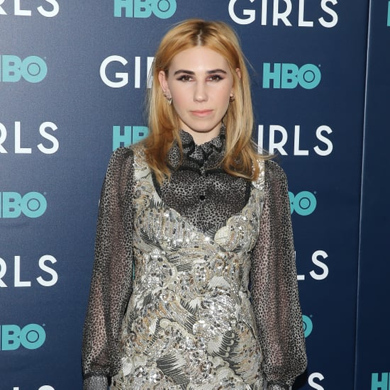 Zosia Mamet Talking About Pelvic Floor Dysfunction