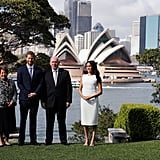 Day 1: Meeting Australia's Governor General Peter Cosgrove and his wife Lynne Cosgrove