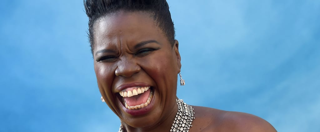 "Thank the Olympic Live-Tweeting Gods — Leslie Jones Is in Rio: ""Cheah We Here!"""