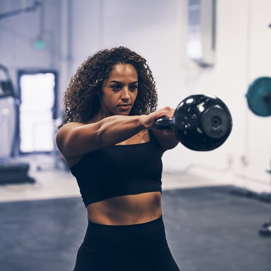 Full-Body Kettlebell Workout From QiQi Hill