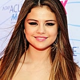 Selena Gomez at the Teen Choice Awards in LA.