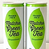 Canned Matcha Green Tea ($1 each)