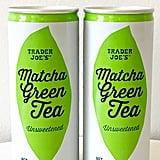Canned Matcha Green Tea ($1 each)