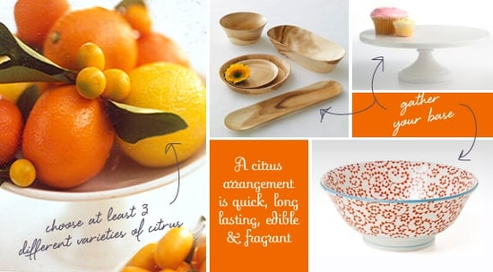 Lil Links: Citrus Centerpieces to Make a Splash