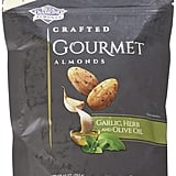 Blue Diamond Gourmet Almonds - Garlic, Herb, and Olive Oil
