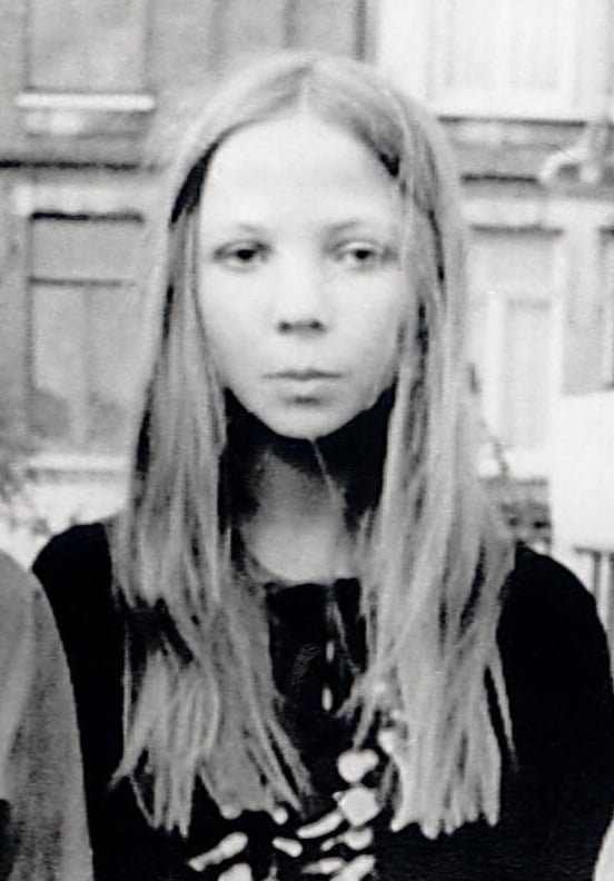 Photo of and Rare Interview with Penelope Tree in Observer Woman Magazine. Sixties Icon, Model and Muse of David Bailey